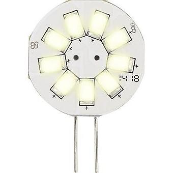 LED (monochrome) sygonix 12 V G4 1.5 W = 10 W Warm white EEC: A Pen (Ø x L) 23 mm x 35 mm 1 pc(s)