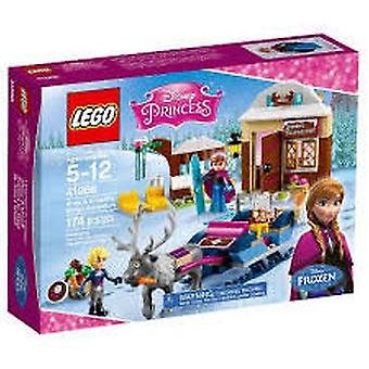 Lego 41066 Anna & Kristoff'S Sleigh Adventure (Toys , Constructions , Vehicles)