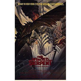 Q (la serpiente alada) Movie Poster (11 x 17)