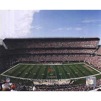 Cleveland Browns Stadium 2008 Sports Photo