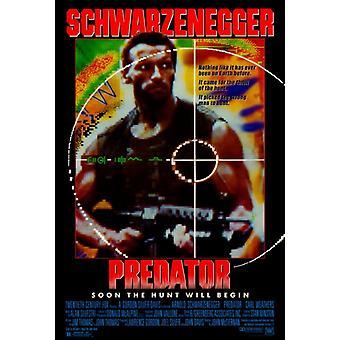 Predator Movie Poster Print (27 x 40)