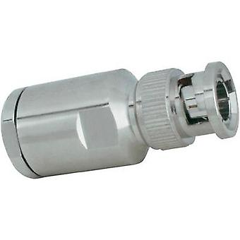 BNC connector Plug, straight 50 Ω SSB 7391 1 pc(s)