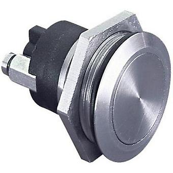 Tamper-proof pushbutton 50 V 1 A 1 x Off/(On) Bulgin MP0037 IP68 (front bezel sealed) momentary 1 pc(s)