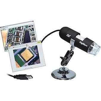 USB microscope dnt 2 MPix Digital zoom (max.): 200 x