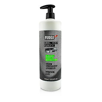Fudge Cool Mint Purify Shampoo (A Cool Tingle Sensation) 1000ml/33.8oz