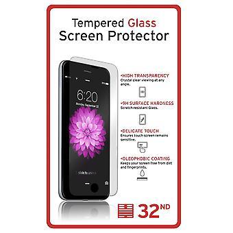 Extra bepansrade härdat glas för Huawei Ascend P6