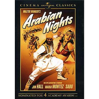 Arabian Nights [DVD] USA import