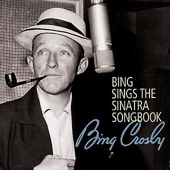 Bing Crosby - Bing Sings the Sinatra Songbook [CD] USA import