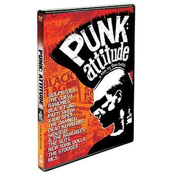 Punk Attitude [DVD] USA importere