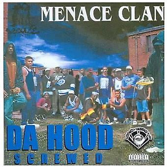 Menance Clan - Da Hood-Chopped & skruet [CD] USA import