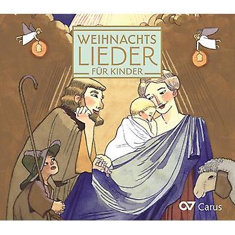 Weigele / Kinderchor Singsalasing - Weihnachtslieder Fur Kinder (villancicos para la importación de los E.e.u.u. [CD]