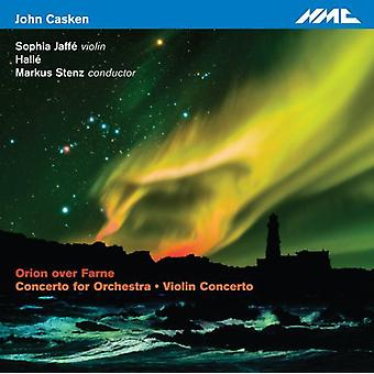 Casken - Orion Over Farne [CD] USA import