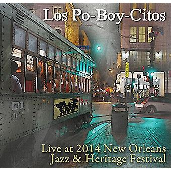 Los Poboycitos - Live at Jazz Fest 2014 [CD] USA import