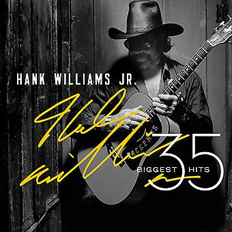 Hank Williams Jr - 35 grootste Hits (2CD) [CD] USA importeren