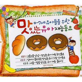 Pyszne dzieci piosenki 100 - import USA pyszne dzieci piosenki 100 [CD]