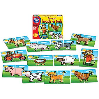 Orchard Toys Heads and Tails Farmyard Toy