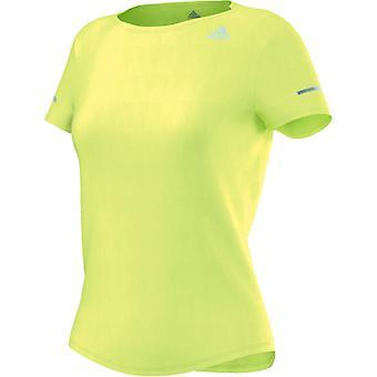 Adidas vrouwen ClimaLite uitvoeren tee shirt - AA5341