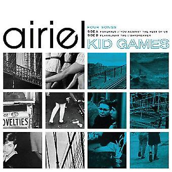 Sørens - Kid spil [Vinyl] USA importerer