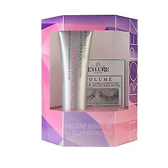 St Tropez Set Instant Party 100ml selbst Tan und Eye Lash Kit