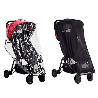 Mountain Buggy Nano alt vejr Coverset