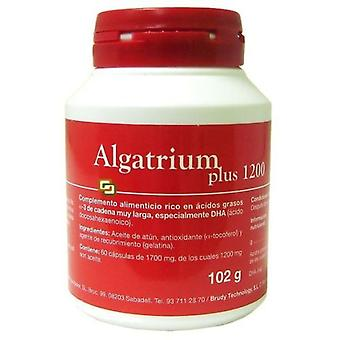 Algatrium Plus 1200 mg 60 Pearls (Vitamins & supplements , Omegas & fatty acids)