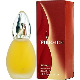 Fuoco e ghiaccio da Revlon for Women 1.7oz Cologne Spray