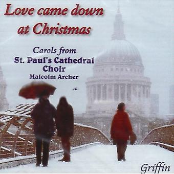 Julesange - kærlighed kom ned på jul [CD] USA import