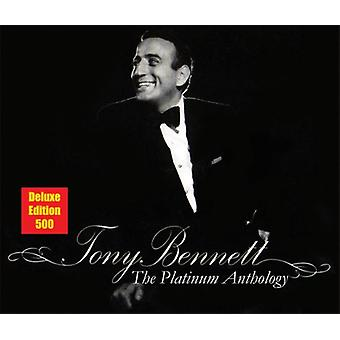 Tony Bennett - Platinum Anthology [CD] USA import