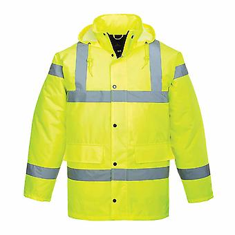 sUw - Hi-Vis Safety Traffic Workwear Jacket