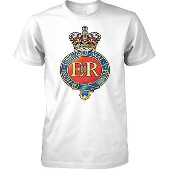 Lizenzierte MOD - britische Armee Blues And Royals Insignia - Kinder T Shirt