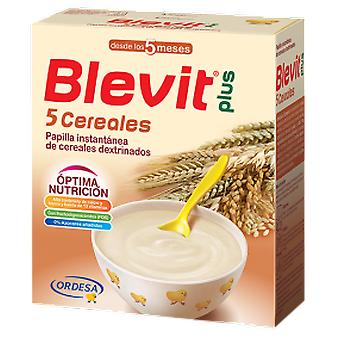 Blevit Blevit Plus 5 Cereals 300 gr (Childhood , Healthy diet , Cereals)