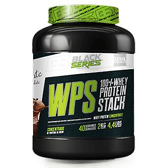 Soul Project WPS Whey Protein Stack Flavor Cookies 908 gr (Sport , Proteine)