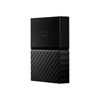 WD My Passport for Mac WDBP6A0020BBK-hard drive-encrypted-2 TB external (portable)-USB 3.0-256 bit AES-black