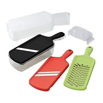Kyocera Mandolin cut / juliana / grater set