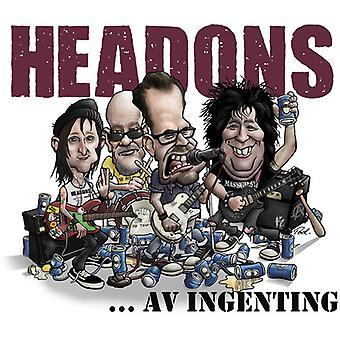Headons - Av Ingenting [Vinyl] USA import