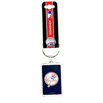 New York Yankees MLB Acrylic Key Chain