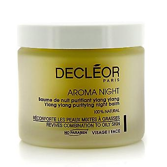 Decleor Aroma Night Ylang Ylang rening Night Balm (Salon Size) 100ml / 3.3 oz