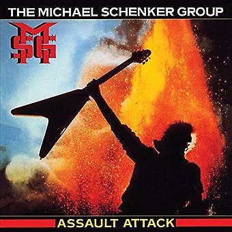 Schenker*Michael - Assault Attack [Vinyl] USA import