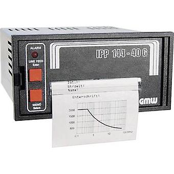 GMW IPP144-40G AC Graphics-enabled thermal printer IPP1444-40G - Assembly dimensions 138 x 68 mm