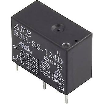 PCB relays 5 Vdc 10 A 1 change-over AFE BJH-SS-105