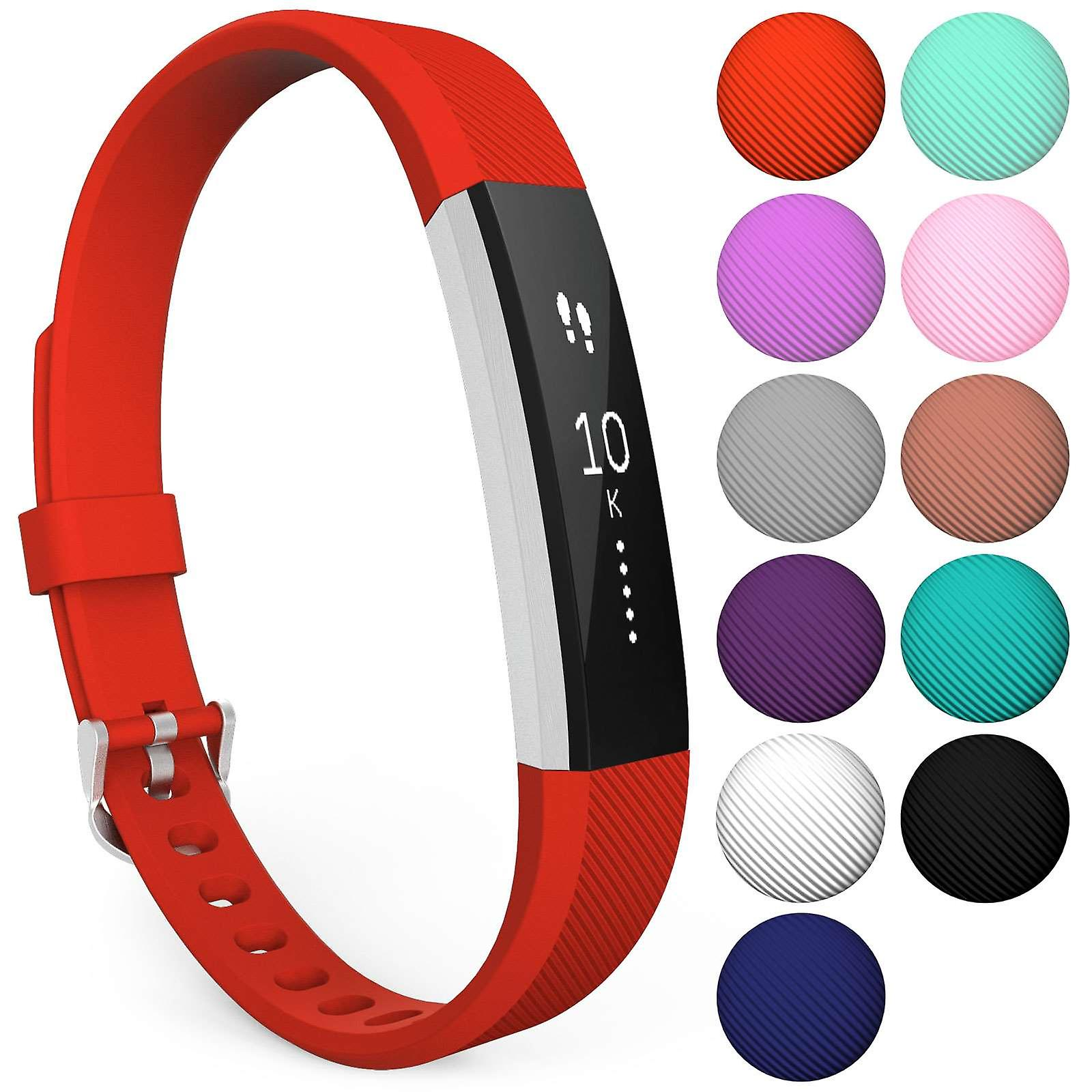Fitbit Alta / Alta HR Strap Single Small - Red