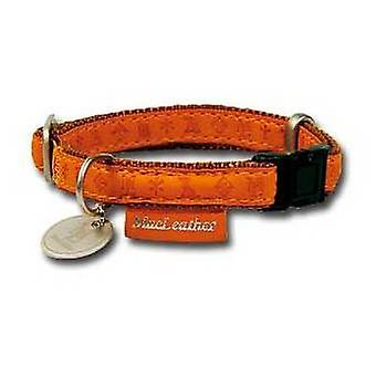 Nayeco MacLeather dog collar brown M (Dogs , Collars, Leads and Harnesses , Collars)
