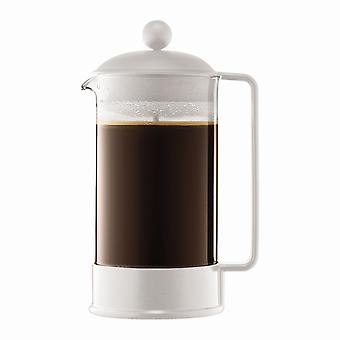 Bodum Brazil - Coffee Maker - Unboxed - Off White - 8 Cup/1.0 l/34 oz