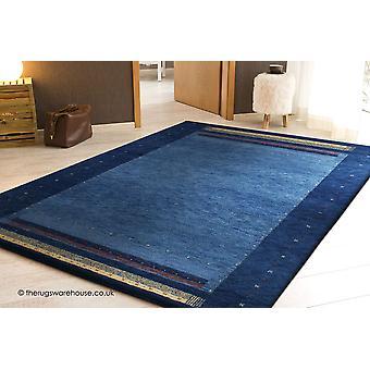 Star blå tæppe