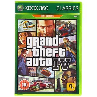 GTA 4 BBFC Klasse (Xbox 360)