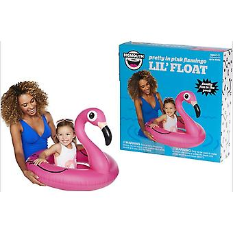 BigMouth Inflatable Lil' Pink Flamingo Pool Float Beach Holiday Swimming Water Beach