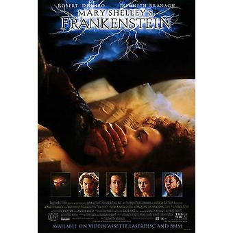 Mary Shelleys Frankenstein Movie Poster (11 x 17)