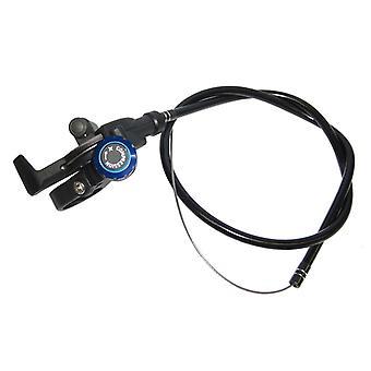 RockShox PopLoc remote adjust lever (for fine adjustment) / / right