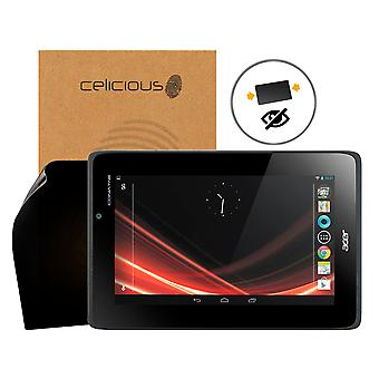 Celicious Privacy 2-Way Anti-Spy Filter Screen Protector Film Compatible with Acer Iconia Tab A110