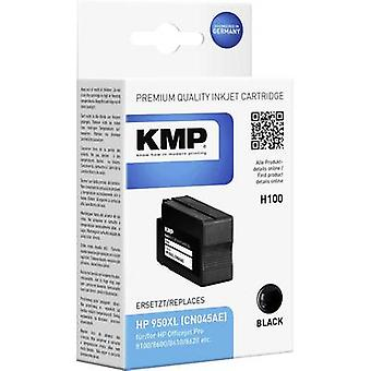 KMP Ink replaced HP 950, 950XL Compatible Black H100 1722,4001